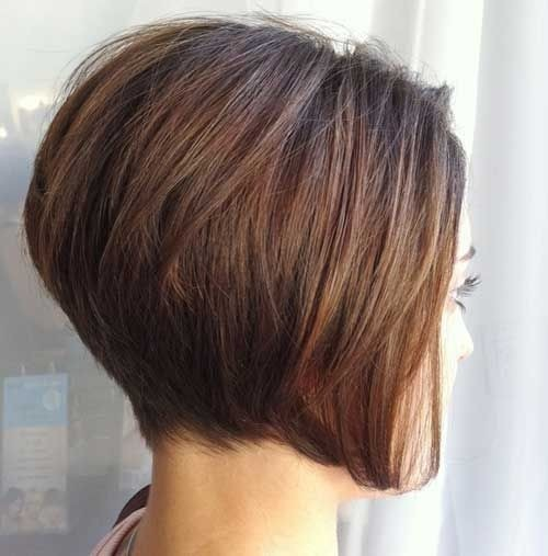 Side View Of Short Choppy Bob Hairstyle For Girls Pretty Designs Within Anime Haircuts
