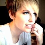 daily hairstyle ideas: Short pixie cut for fine hair