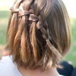 22 Super Cute Braided Short Haircuts