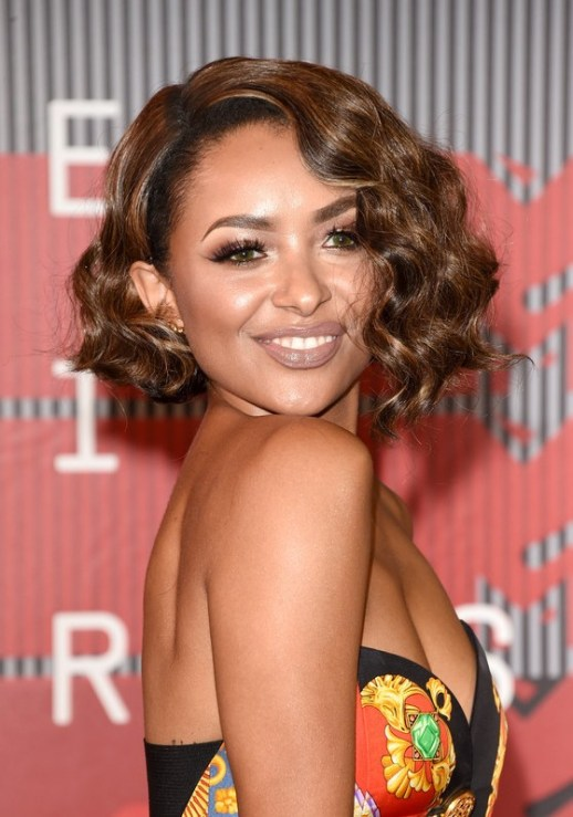 Kat Graham Short Hairstyles 2016