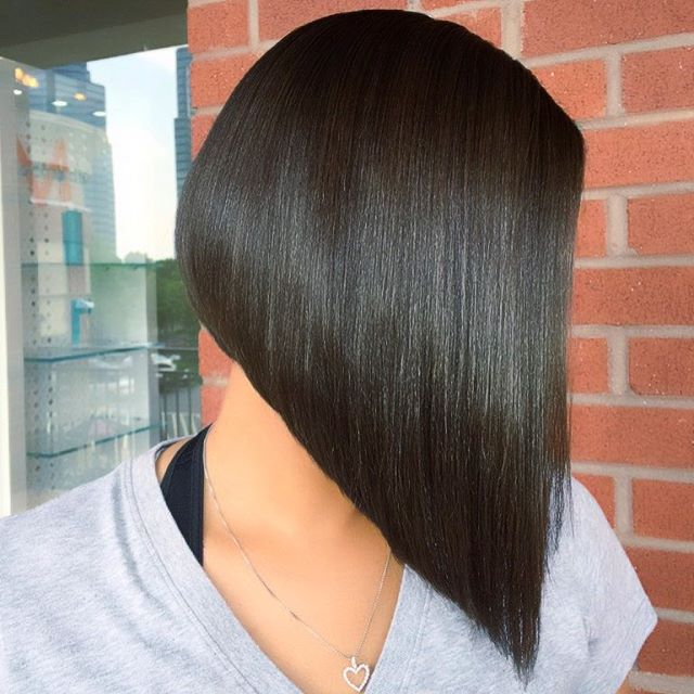 22 Popular Angled Bob Haircuts Youll Want To Copy