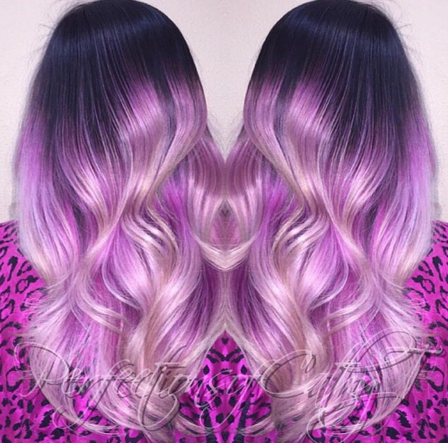 20 Gorgeous Pastel Purple Hairstyles For Short Long And
