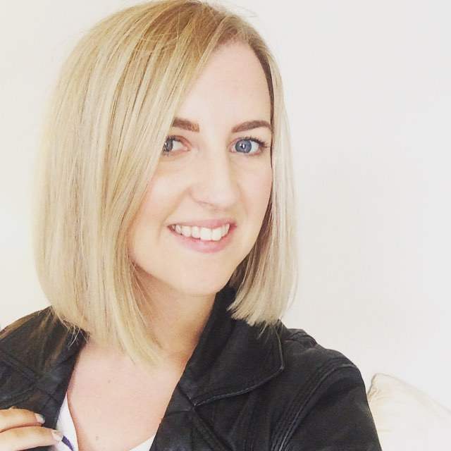 simple easy blunt bob hairstyle for work