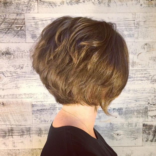 22 Hottest Graduated Bob Hairstyles Right Now Hairstyles