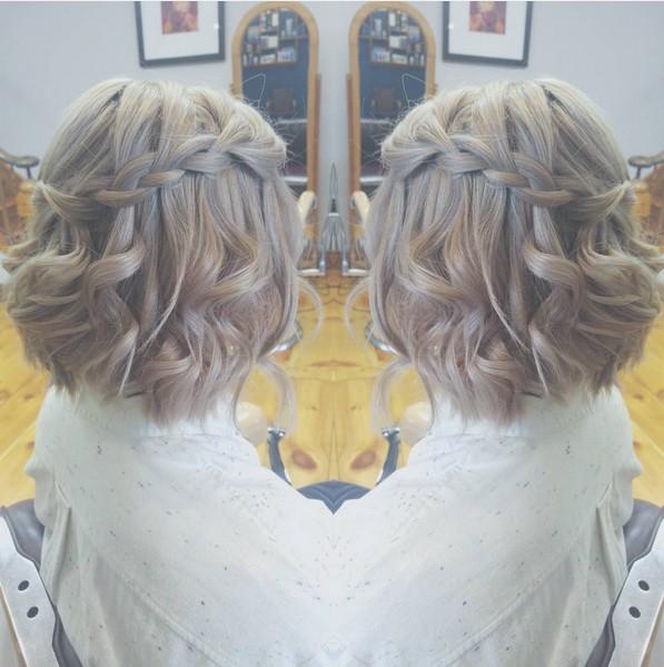 20 Best Waterfall Braid Hairstyle Ideas Hairstyles Weekly