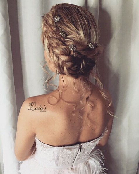 Very Beautiful and Lovely - 2016 Prom Hairstyle Ideas