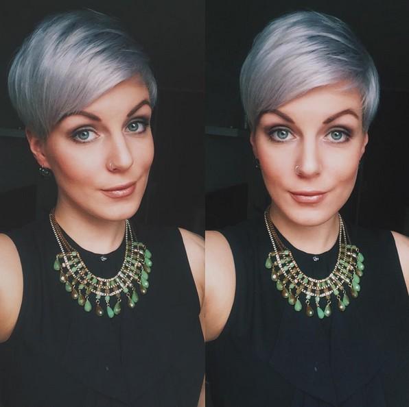 Woman Short Haircut Ideas for Fine Hair