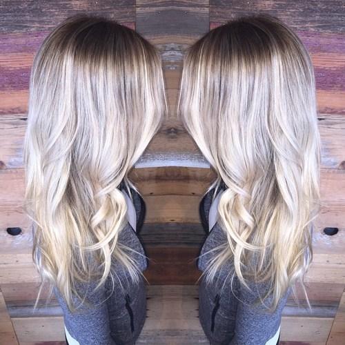 40 Gorgeous Ways To Rock Blonde Amp Silver Hair