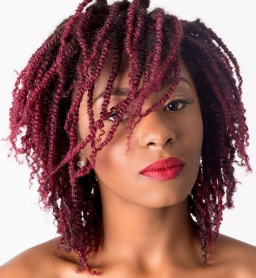 20 Creative Twisted Hairstyles For Women With Natural Hair