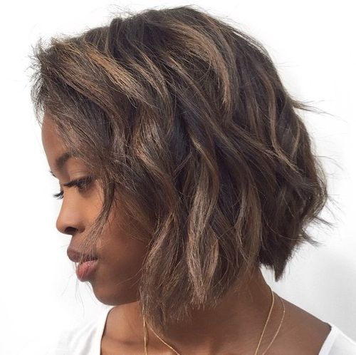 Ash Brown Hairstyle