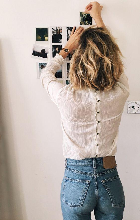 Hair inspirations lob hairstyle for medium hair 2017
