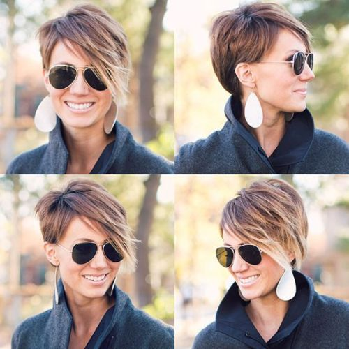 22 Amazing Long Pixie Haircuts for Women - Simple Everyday Hairstyles