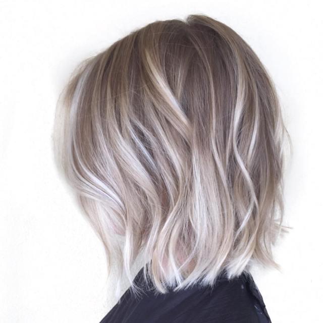 30 best balayage hairstyles for short hair 2019 - balayage