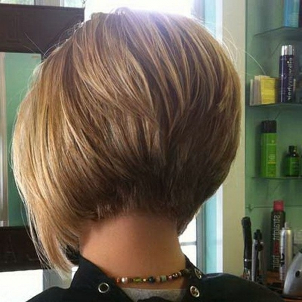 25 Trendy Inverted Bob Hairstyles 2017 - Inverted Bob Haircuts Ideas