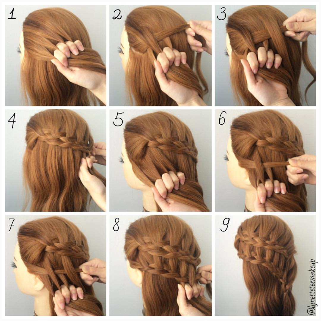 20 Fabulous Half Up Half Down Hairstyles (Easy Step by Step Hair Tutorials)