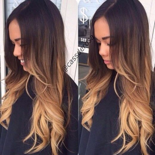 20 Hottest Fall Hairstyles - Best Fall Hair Color Ideas
