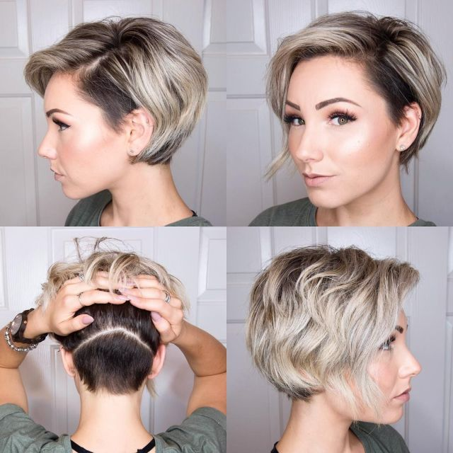 40 hottest short hairstyles, short haircuts 2020 - bobs