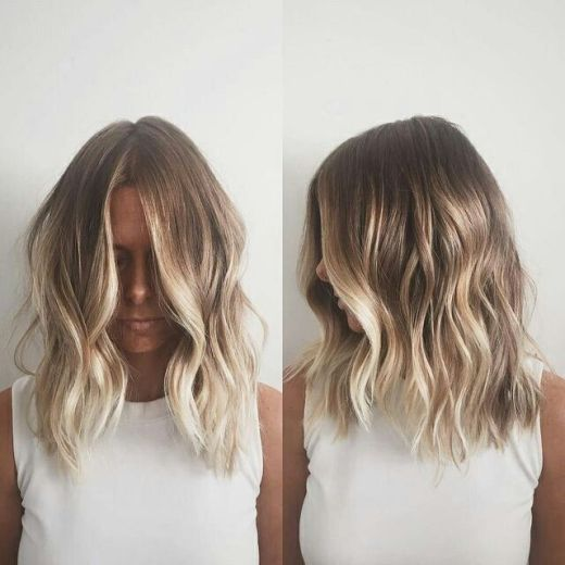 40 Fabulous Ombre & Balayage Hair Styles - Hottest Hair Color Ideas