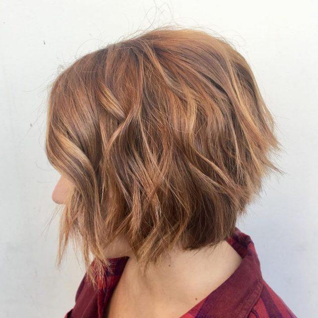 40 choppy bob hairstyles 2019: best bob haircuts for short