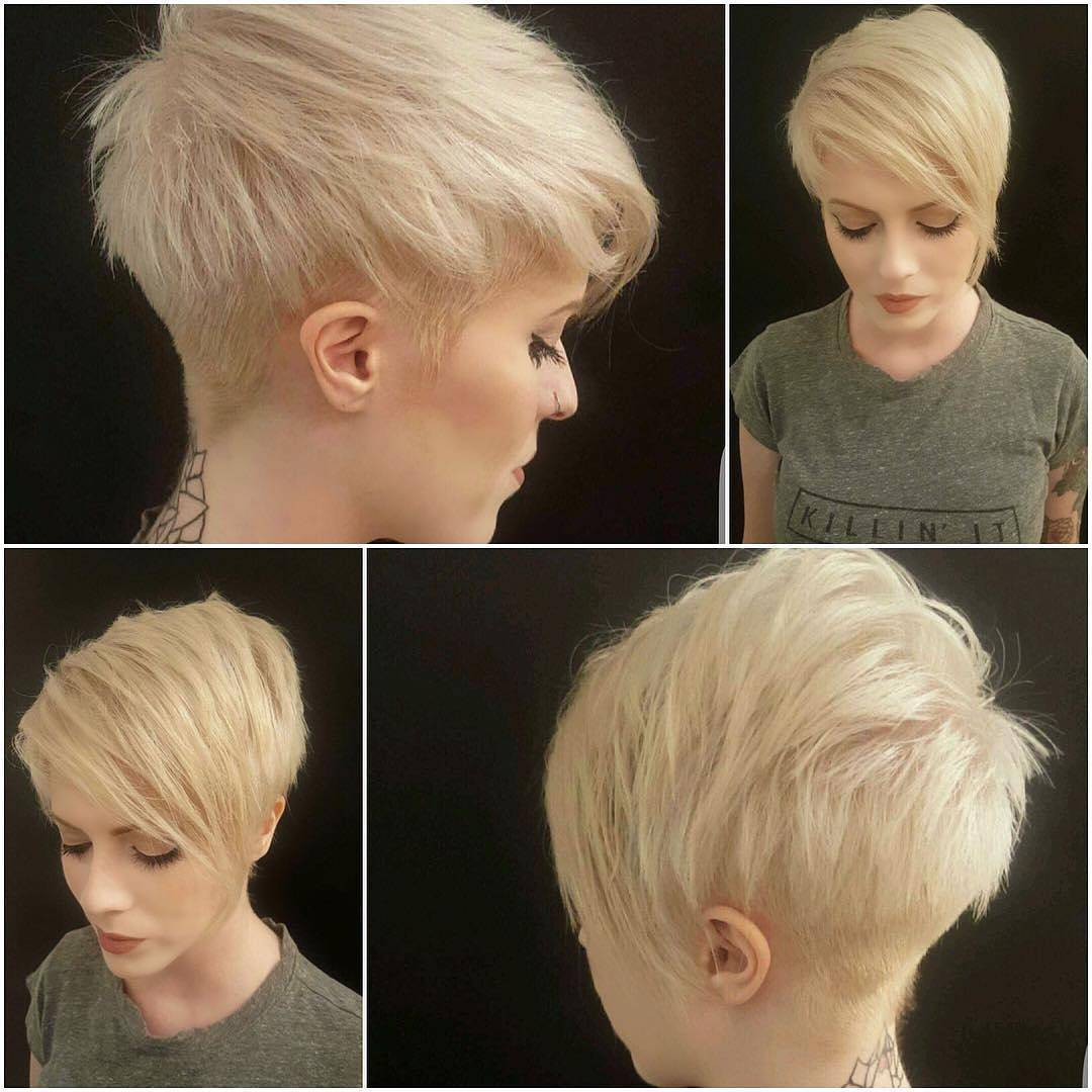 9 Hottest Short Pixie Haircuts - Short Hairstyle Ideas 2018