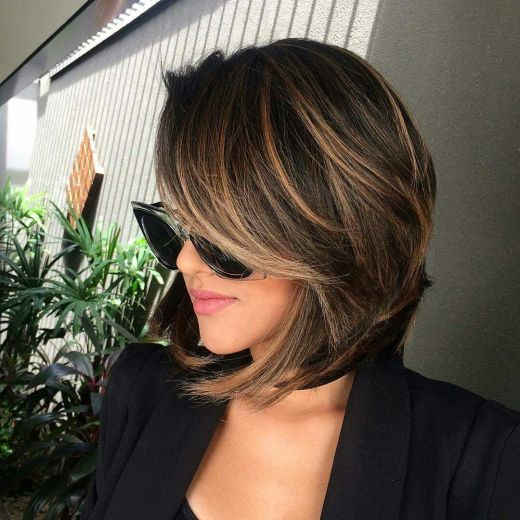 How to Rock a Bob - Bob Haircuts and Bob Hairstyle Inspiration