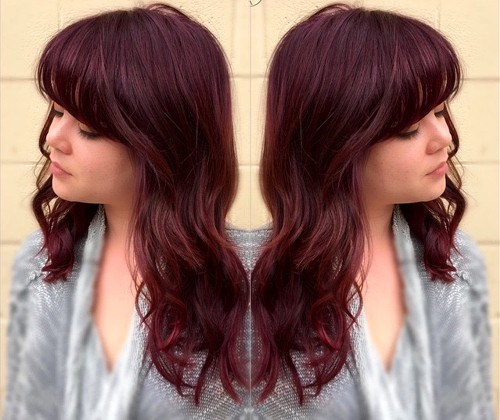 20 Red Hairstyles and Haircuts Ideas