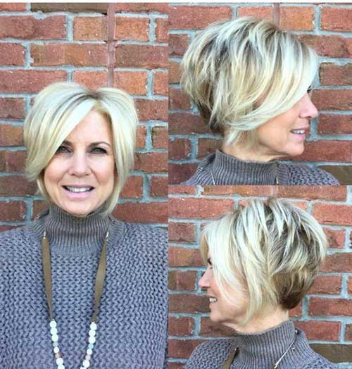 Great Hairstyles For Women Over 50 Hairstyle Woman Hairstyle Woman