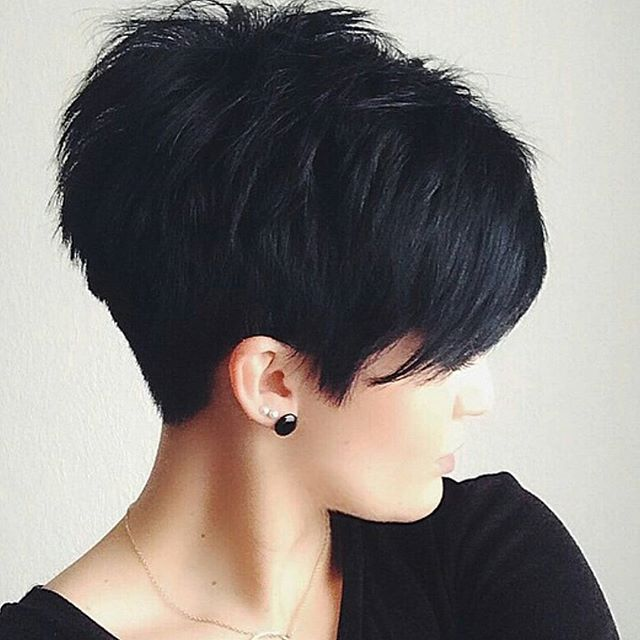 Best Collection Of Lovely Pixie Cut 2018 2019 Hairstyle Woman