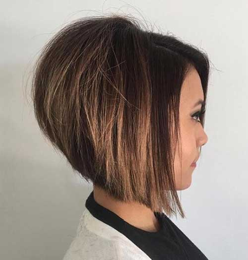 Chic Inverted Bob Haircuts For Women Hairstyle Woman