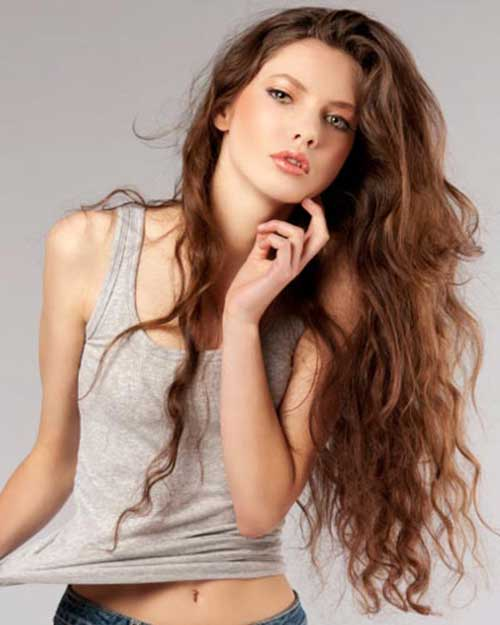 Best Wavy Hairstyles For Women Hairstyle Woman