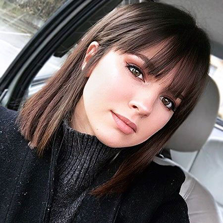 Trendy Haircuts For Short Straight Hair 2018 Hairstyle Woman