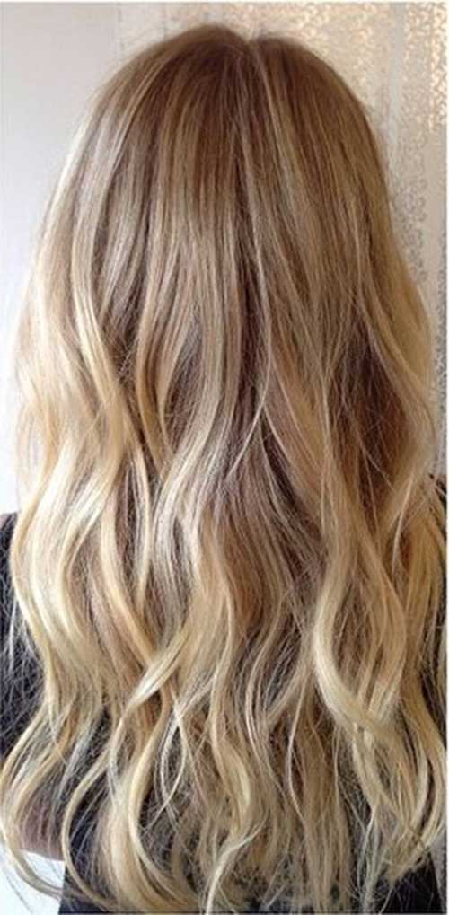 2017 Blonde Hair Trends Hairstyle Woman