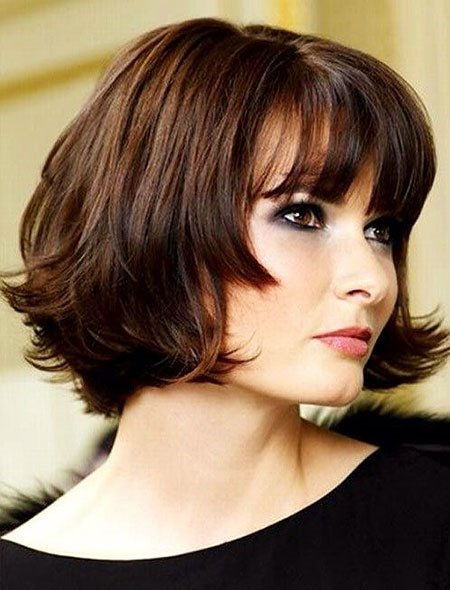 31 Kurze Bob Frisuren Mit Pony 2019 Hairstyle Woman