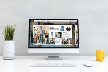 Portfolio - Account Management - WE Fashion Website
