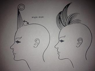 hair tutorials cours de coiffure