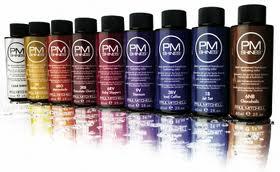 Demi Perminant hair color