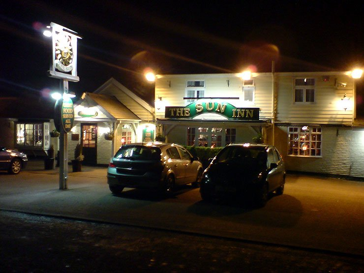 The Sun Inn Waltham Abbey Essex Pub Review - The Sun Inn, Waltham Abbey, Essex - Pub Review