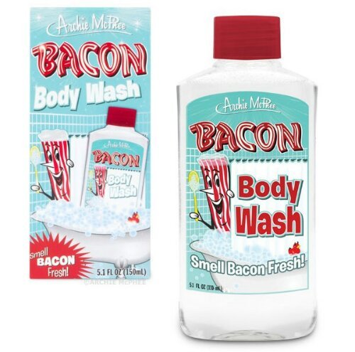 wpid Bacon Body Wash - Bacon Body Wash - smell like a scratching!
