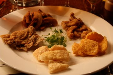 IMG 5977 - Beer and Pork Scratchings, from the Eat My Nels Blog