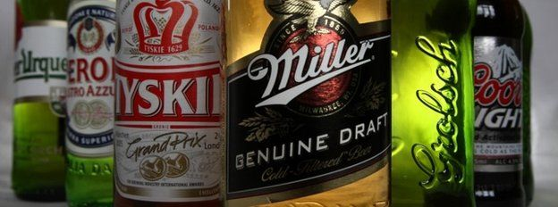 85582655 85582654 1 - Beer giants AB InBev and SABMiller in merger talks