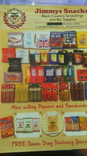 s l500 1 - You can buy a Pork Scratching & snack distribution company from eBay!