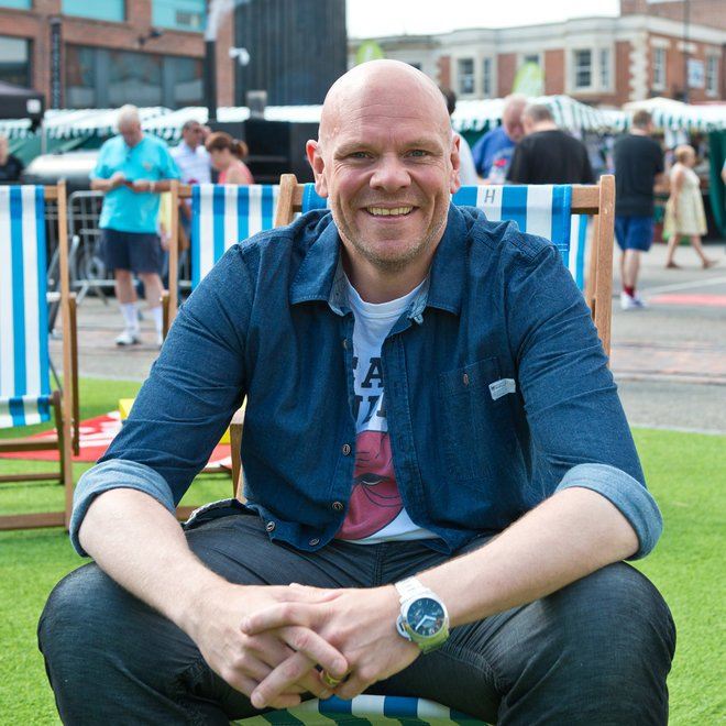 Tom Kerridge The Chef Lost 150 Pounds Eating Pork
