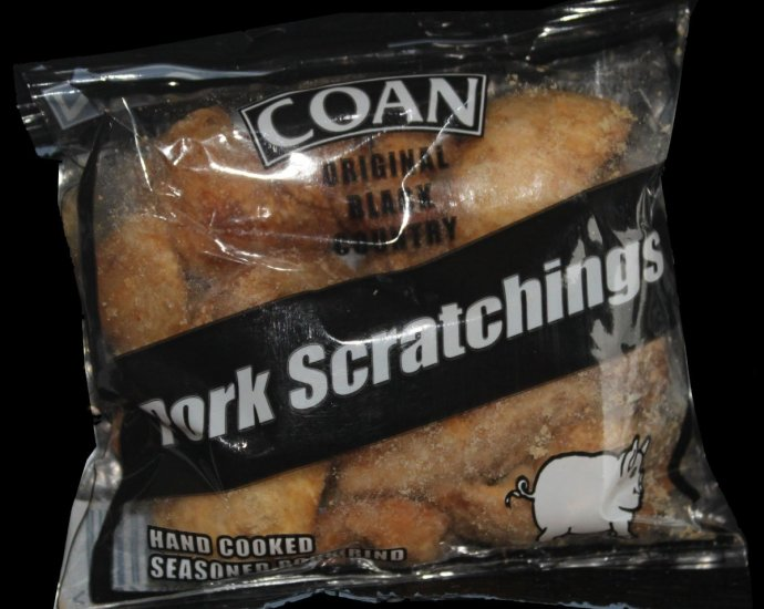 COAN Original Black Country Pork Scratchings Review - The 1st Guest Review has been added!