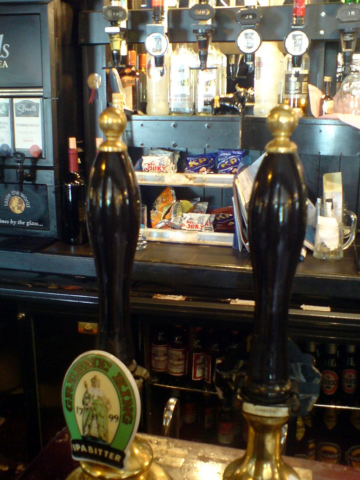 Garnon Bushes Coopersale Epping Essex Pub Review2 - Garnon Bushes, Coopersale, Epping, Essex - Pub Review