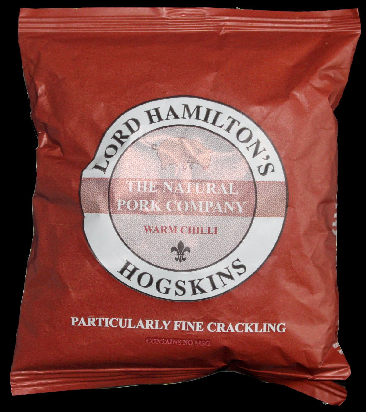 Lord Hamiltons Hogskins Warm Chilli Particularly Fine Crackling Review - Lord Hamiltons Hogskins, Warm Chilli, Particularly Fine Crackling Review
