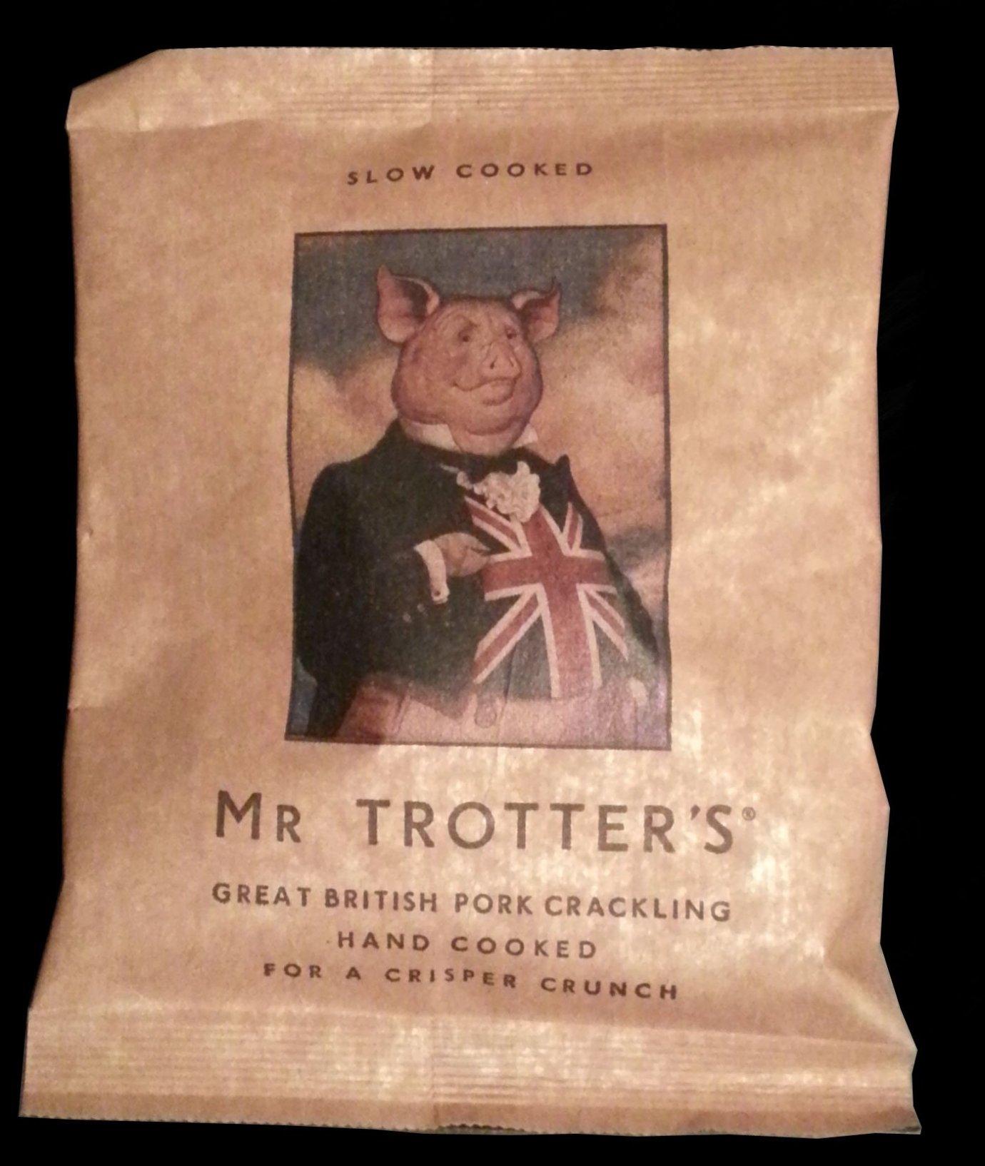 Mr Trotters Great British Pork Crackling Review - Mr Trotters, Great British Pork Crackling Review