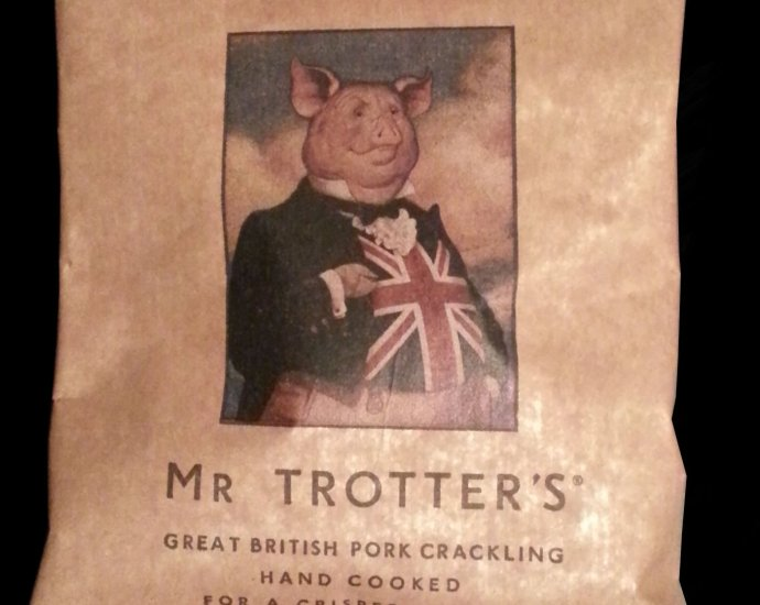 Mr Trotters Great British Pork Crackling Review - Mr Trotters, Great British Pork Crackling Review