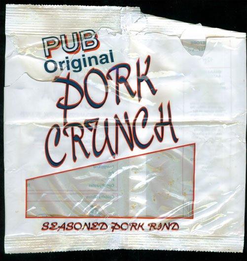 Pub Original Pork Crunch Review - Pub Original, Pork Crunch Review