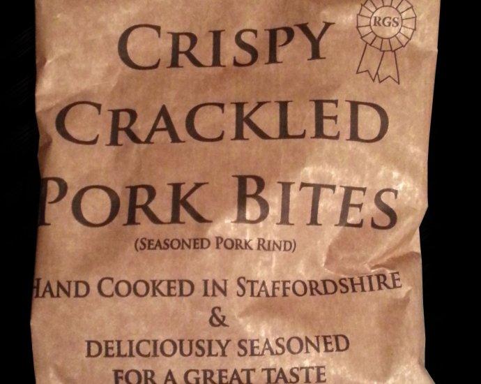 RGS Crispy Crackled Pork Bites Review - RGS, Crispy Crackled Pork Bites Review