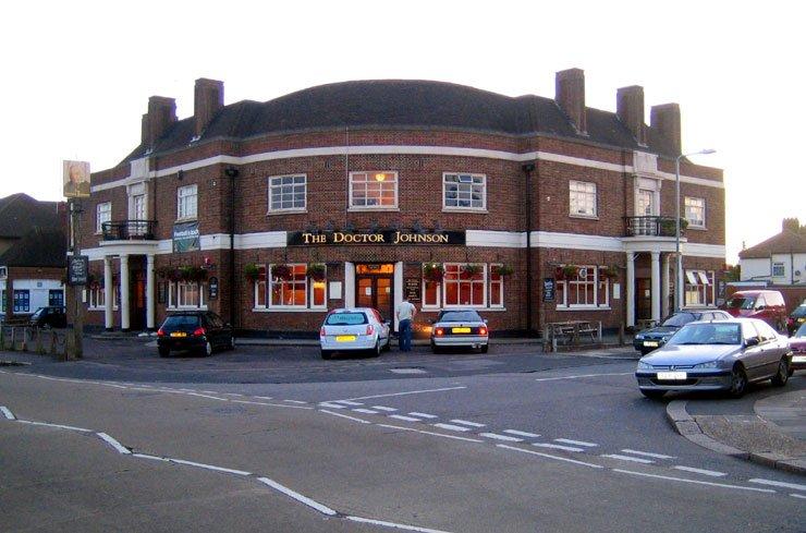 The Doctor Johnson Barkingside Clayhall Essex Pub Review - The Doctor Johnson, Barkingside/Clayhall, Essex - Pub Review